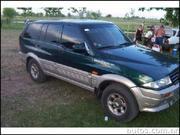 Срочно прома машину! ssangyong musso 1998