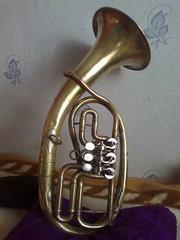 Куплю Альт-для игры в духовом оркестре