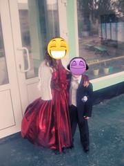 Детское бу бальное платье продам,  для 9-10 лет.