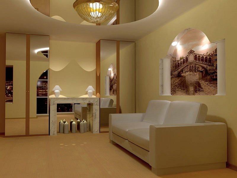 Ремонт квартир под ключ, цена - СКИДКИ за квадратный метр